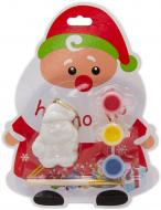 Декорація новорічна для розмальовки Дід Мороз Девилон