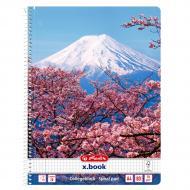 Блокнот Dream Landscape Японія Гора Фудзі А4 80 аркушів клітинка 50032389J Herlitz