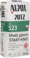 Шпаклівка Alpol 2 в 1 ALPOL Putz AG S23 20 кг