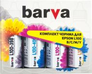 Набір чорнил Barva EPSON I-BAR-E-L100-090-MP black cyan magenta yellow
