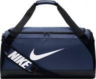 Сумка Nike Nk Brsla S Duff BA5335-410 35 л синий