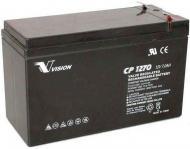 Батарея Vision CP 12V 7Ah CP1270A