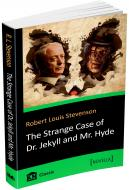 Книга Роберт Стівенсон «The Strange Case of Dr. Jekyll and Mr. Hyde» 978-617-7489-35-0