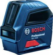 Нівелір лазерний Bosch Professional GLL 2-10 0601063L00