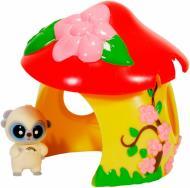 Набор Simba Юху Домик грибочек с 1 фигуркой 5955307