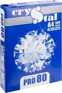 Папір офісний Crystal A4 75 г/м PRO 500 арк. білий