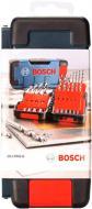 Набор сверл по металлу Bosch HSS PointTeQ ToughBox 1-10 мм 18 шт.