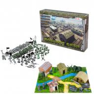 Ігровий набір Colorplast Військова база 1-050