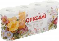 Туалетний папір Origami De Luxe ароматизований тришаровий 8 шт.