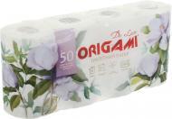 Туалетная бумага Origami De Luxe трехслойная 8 шт.