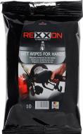 Вологі серветки автомобільні для рук Rexxon 10 шт.