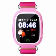 Baby Smart Watch Q90-Pink