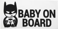 Наліпка Baby on board