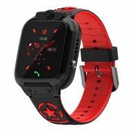 Детские Смарт Часы Baby Smart Watch Ds60 С Gps Wi-Fi Черно-Красные