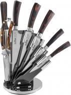 Набір ножів на підставці 8 предметів MK-K03 Maxmark