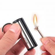 Вечная спичка Make Fire бензиновая круглая (V2834)