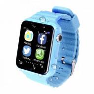 Детские Смарт-Часы Baby Smart Watch V7K-Blue Gps