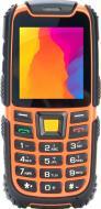Мобільний телефон Nomi i242 X-treme black/orange