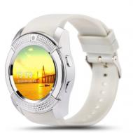 Умные Смарт Часы Supero Smart Watch V8 (Y1) Белые