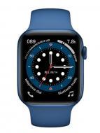Смарт-часы Smart Watch IWO 14 (GPS) Blue (IW00014BL)