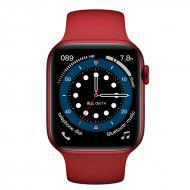 Смарт-часы Smart Watch IWO 14 (GPS) Red (IW00014R)
