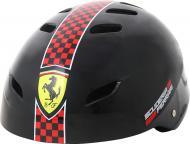 Дитячий шолом Ferrari FAH50 р. S чорний