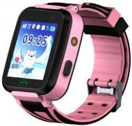 Телефон-часы GoGPSme с GPS трекером GOGPS К07 pink (K07PK)