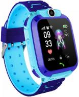 Телефон-часы GoGPSme c GPS трекером GOGPS ME K16S blue (K16SBL)