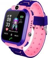 Телефон-часы GoGPSme c GPS трекером GOGPS ME K16S pink (K16SPK)