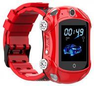 Телефон-часы GoGPSme с GPS трекером GOGPS ME X01 red (X01RD)