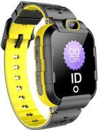 Телефон-часы GoGPSme с GPS трекером GOGPS ME K22 black (K22BK)