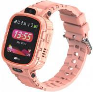 Телефон-часы GoGPSme с GPS трекером GOGPS ME K27 pink (K27PK)