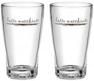 Набор стаканов для латте Barista 2 предмета 00100348 WMF