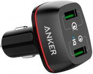 Автомобільний зарядний пристрій Anker PowerDrive+ 2 with Quick Charge 3.0 V3