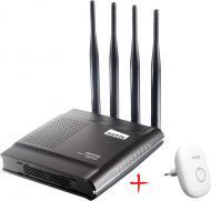 Wi-Fi-роутер Netis WF2780 + ретранслятор E1