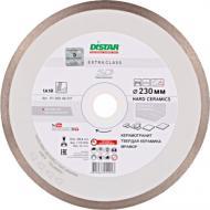 Диск алмазний відрізний Distar 1A1R Hard ceramics 230x1,6x25,4 кераміка, плитка, керамограніт 11120048017