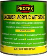 Лак для каменю WET STONE Protex глянець 2,1 л