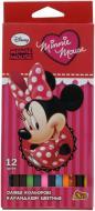 Олівці кольорові Minnie Mouse Olli