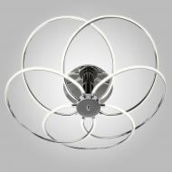 Люстра світлодіодна Strotskis Infinity 115 Вт хром 90039/5