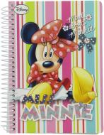 Блокнот Minniе Mouse В6 120 арк. Olli