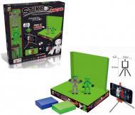 Игровой набор анимационная Стикбот студия / Stikbot studio Монстры (JM-03D)