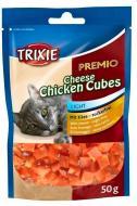 Лакомство Trixie Cheese Chicken Cubes сырно-куринные кубики 50 г