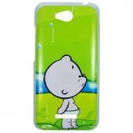 Чехол с рисунком Printed Plastic для HTC Desire 616 Младенец (hub_IvHB60168)