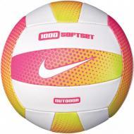 Волейбольний м'яч Nike 1000 Softset Outdoor Volleyball 18P р. 5