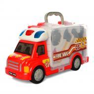 Машинка BOHUI Набор пожарника (661-175)