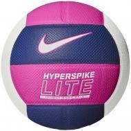 Волейбольний м'яч Nike Hyperspike Lite 12P (N.100.0534.487.05) р. 5