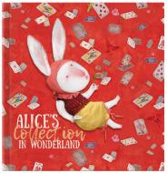 Нотатник Alice 165х165 мм 80 аркушів Gapchinska