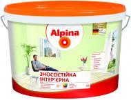 Краска Alpina Износостойкая B1 белый 2,5л