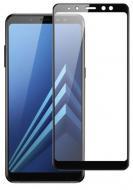 Захисне скло Piko Full Cover для Samsung A8+ 2018 (A730) чорний
