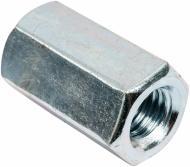 Гайка шестигранна висока М6 4 шт DIN 6334 Expert Fix